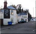 SO8405 : Wallbridge picture framers in Stroud by Jaggery