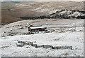 NY8833 : Weardale Ski Club Hut by Trevor Littlewood