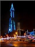 SD3035 : Blackpool Tower Complex by David Dixon