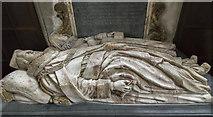 TQ4655 : Memorial to Sir Robert Heath, St Martin's church, Brasted by Julian P Guffogg