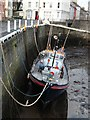 SC2667 : Henry Comber Brown a former lifeboat (2) by Richard Hoare
