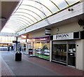 ST2995 : Jordan Jewellers in Cwmbran Shopping Centre by Jaggery
