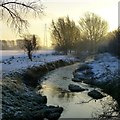 SK4934 : A Winter sunrise by David Lally