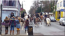 SO6024 : Boxing Day Hunt, Ross-on-Wye, 6 by Jonathan Billinger