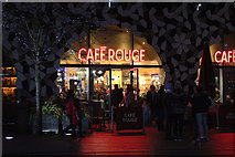 TQ3979 : Café Rouge, North Greenwich by Oast House Archive