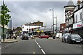 SP0279 : Bristol Road South in Northfield by Steve Daniels