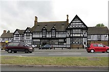 SP0179 : The Black Horse on Bristol Road South by Steve Daniels