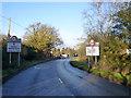 TL6729 : Entering Great Bardfield by Robin Webster