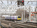 SJ7154 : Local train from Manchester by Stephen Craven