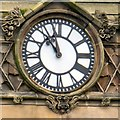 SJ9398 : St Peter's Clock face by Gerald England