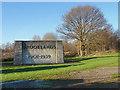 TQ0662 : Brooklands memorial by Alan Hunt