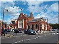 SU9677 : Windsor & Eton Riverside station by Malc McDonald