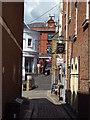 SU9676 : Goswell Hill, Windsor by Malc McDonald
