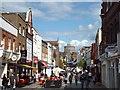 SU9676 : Peascod Street, Windsor by Malc McDonald