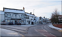 SK5855 : Main Street, Blidworth, Notts. by David Hallam-Jones