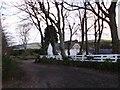 NJ5824 : Saul Farm, Bogs of Leslie by Stanley Howe