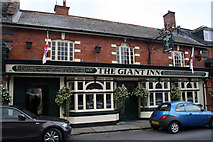 ST6601 : The Giant Inn, 24 Long Street, Cerne Abbas by Jo Turner