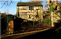 SO8505 : St Lawrence scout hall in Stroud by Jaggery