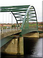 NZ1963 : Scotswood Bridge by Andrew Curtis
