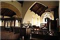 TF2463 : St.Benedict's church interior by Richard Croft
