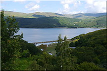SH6515 : View towards the Mawddach Estuary from Graig Wen by Phil Champion