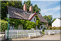 R4561 : The Doctor's House, Village Street, Bunratty Folk Park by Ian Capper