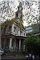 TQ3080 : Church of St Mary le-Strand by N Chadwick