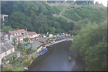 SE3456 : River Nidd by N Chadwick