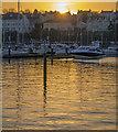 J5082 : Sunset, Bangor Harbour by Rossographer