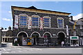 SH7217 : Neuadd Idris, Elson Square, Dolgellau by Phil Champion