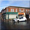 SJ9295 : Corner of Market Street and Victoria Street, Denton by Gerald England