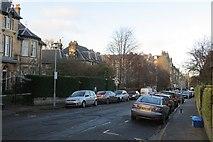 NT2572 : Chalmers Crescent, Edinburgh by Richard Webb