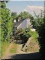 SX5078 : Kent House, Mary Tavy by Derek Harper