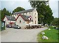 S7237 : The Mullicháin Café at St Mullins by Humphrey Bolton