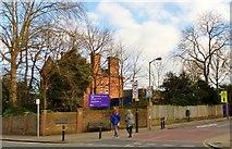 TQ2374 : Putney High School by nick macneill