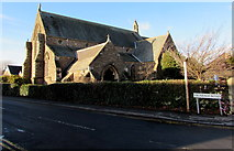 SO5139 : St James Church in Hereford by Jaggery
