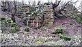 NZ4800 : Remains of Calcining Kilns by Mick Garratt