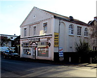SO5139 : Leisurewash Launderette in Hereford by Jaggery