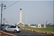 SZ6398 : Portsmouth Naval Memorial by N Chadwick