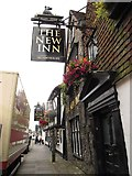 SU1429 : The New Inn, New Street, Salisbury by Stephen Craven