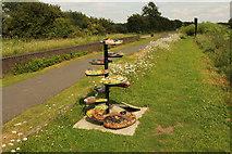 TF1366 : Former Southrey Station by Richard Croft