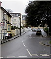 ST3187 : Weight limit sign, Park Square, Newport by Jaggery