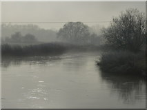 SK5815 : A cold and frosty River Soar by Mat Fascione