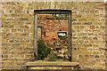TF1468 : Ruined farmhouse by Richard Croft