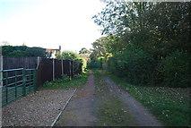 TG0509 : Colegate Lane by N Chadwick