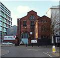 SK5740 : King Edward Street, Hockley, Nottingham by David Hallam-Jones