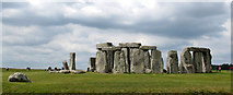 SU1242 : A clear view of Stonehenge by Stephen Craven
