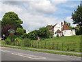 SU1432 : The Old Castle pub by Stephen Craven