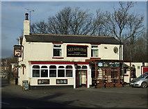SE2419 : The Nelson Inn, Thornhill Lees by JThomas