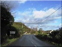 SX0257 : Entrance to Kerrow Moor by Alex McGregor
